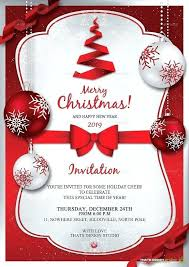Christmas Wording Samples Invitation Templates Template Party Christmas Wedding Wording