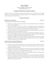 Vendor Relationshipnager Resume Examples Example Format Sales