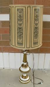 stiffel lamps were extremely popular in the 50s and 60s they are well made and generally traditional which as we know was the 1 choice for homemakers