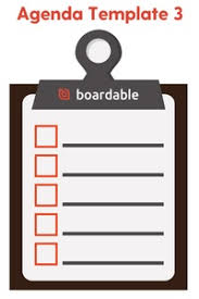 how to make a agenda board meeting agendas how to build them effectively boardable
