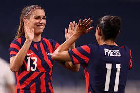 Olympics Women's Soccer Recap Analysis ...