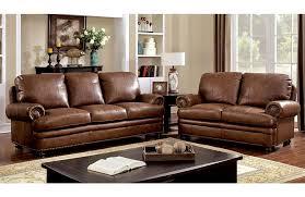 perkin top grain leather sofa collection