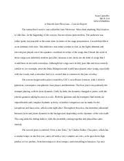 louis armstrong essay juan camacho louis armstrong louis 4 pages concert report essay