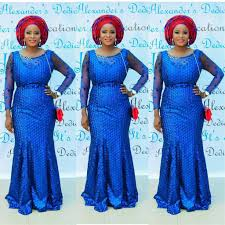 Maboplus 1http Maboplus Com Magnificient Blue Aso Ebi Styles For
