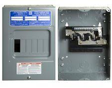 electrical panel cover ebay breaker box replacement at Simmons Breaker Fuse Box