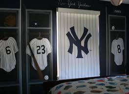 New York Yankees Bedroom Enchanting New York Yankees Bedroom Decor For Home Interior Design
