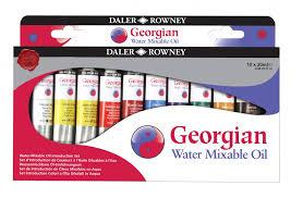 Water Soluble Oil Daler Rowney