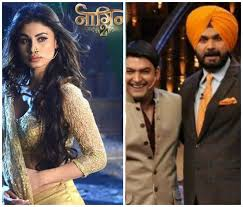 The Kapil Sharma Show Back To Top 10 Naagin 2 Rules The Trp