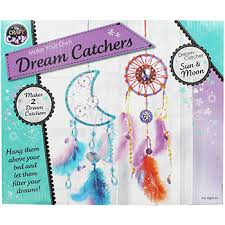 How To Make Your Own Dream Catcher Make Your Own Dream Catcher Craft Hobbies At The Works 66