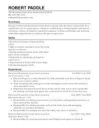 hospitality skills resume hotel hospitality chronological resumes  hospitality job skills for resume