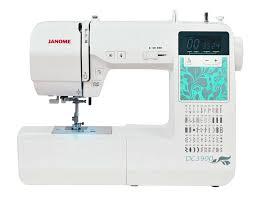 Компьютерная <b>швейная машина Janome</b> DC3900 — Швейные ...