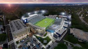 Odu Football Stadium Seating Chart Odu Board Of Visitors Approves Plan To Rebuild Foreman Field