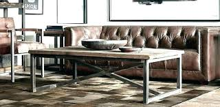 coffee table awesome restoration hardware barade
