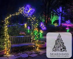 Meadowlark Gardens Winter Walk Of Lights Deal Meadowlarks Winter Walk Of Lights Adult Child