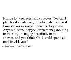Beau Taplin The Quick Strike Beautiful Inspiration Pinterest Custom Quick I Love You Quotes