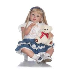 Detail Feedback Questions about <b>70 cm silicone reborn</b> baby dolls ...