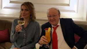 Massimo Boldi e Irene Fornaciari, spunta l'anello, nozze in ...
