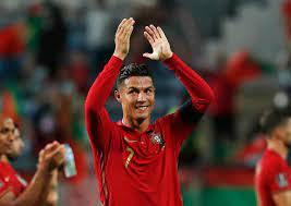 Cristiano Ronaldo schießt 111. Tor und ist jetzt der beste  Länderspieltorschütze der Geschichte - DER SPIEGEL