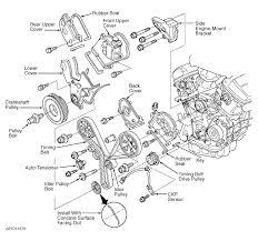 2003 honda pilot serpentine belt routing and timing belt diagrams intended for honda pilot engine diagram
