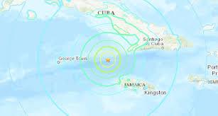 Violento terremoto M 7.7 al largo di Cuba e Giamaica: si ...