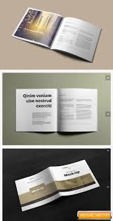 Here we have gathered more as 40 beautiful and useful square brochure mockup templates in photoshop (psd) file format. Square Brochure Mockup Free Download Free Graphic Templates Fonts Logos Icons Psd Ai