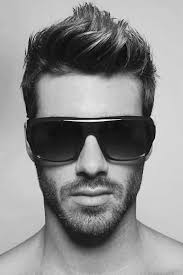 hairstyles for men with short thick hair