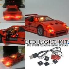 Lego creator ferrari f40 10248. Car Ferrari F40 Creator Lego Sets Packs For Sale In Stock Ebay