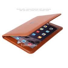 case the new ipad 2018 ipad air 1 2 3 ipad 5 2017 book leather cover hitam