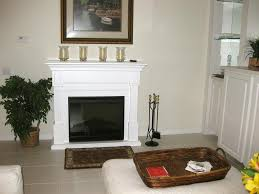white electric fireplace mantel package ideas fire surrounds bq suites homebase