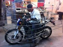 """Jamie Hyneman on Twitter: """"Bubble Bike: Before... http://t.co/9p0JTAXe"""""""