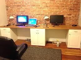 home office with two desks. Desk Home Office Ideas. Double With Two Desks