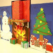 Christmas Door Decorating Ideas Indoor Pilotprojectorg