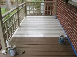 deck paint colorsHow To Paint A Wood Deck Or Front Porch We Did Subtle Stripes