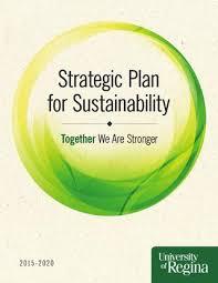 Strategic Plan Extraordinary University Of Regina Strategic Plan For Sustainability By U Of R