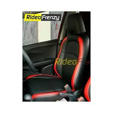 honda brv original sporty black white seat covers