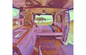 Most popular rv camper van decorating ideas Camper Trailer Camper Van Interior Surf Elitflat 23 Awesome Camper Van Conversions Thatll Inspi