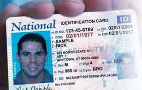 Immigration - Redoubt National Bill In News Card Tucked Id