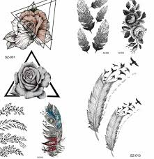 Best Top 10 Tattoo Sticker Triangle Ideas And Get Free Shipping