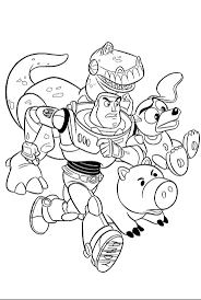 44 best Toy Story Colouring Pictures images on Pinterest ...