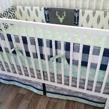 mint crib bedding large size of nursery and pink crib bedding sets also navy gray and