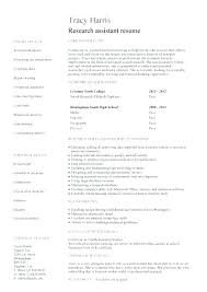 sample resume for research assistant research assistant resume sample resume tutorial pro