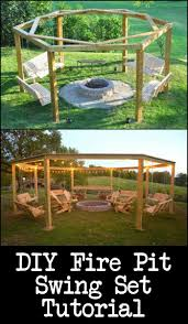 5 Swing Fire Pit Best 25 Building A Fire Pit Ideas On Pinterest How To Build A