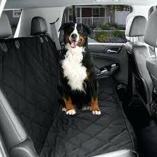 backseat dog hammock dog travel hammock back seat cover best back seat dog hammock