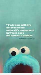 Cookie Quotes Classy Cookie Monster Best Quote