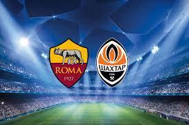 Roma x Shakhtar Donetsk - SoccerBlog