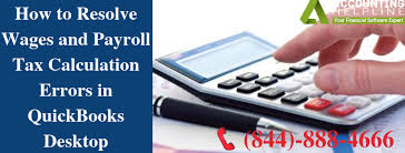 How Are Payroll Taxes Calculated How To Resolve Wages And Payroll Tax Calculation Errors In