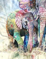 Elephant Quilt Panel Baby Safari Elephant Fabric Panel Elephant ... & elephant quilt panel standing textile art elephant baby quilt panel . elephant  quilt panel ... Adamdwight.com