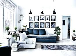 blue and white living room decor elegant blue and white living rooms blue and white living
