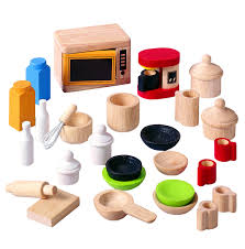 Plan toys dollhouse accessories