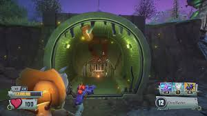 find the secret room in the sewers